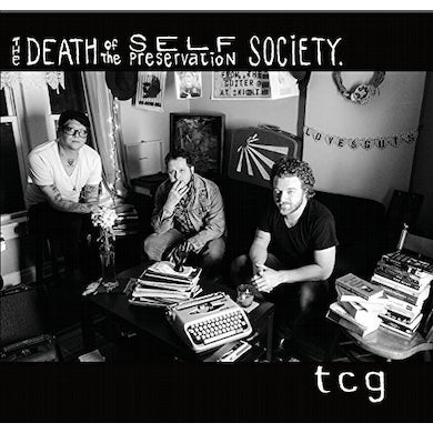 TWO COW GARAGE DEATH OF THE SELF-PRESERVATION SOCIETY CD