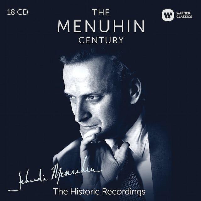 Yehudi Menuhin MENUHIN CENTURY THE HISTORIC RECORDINGS CD