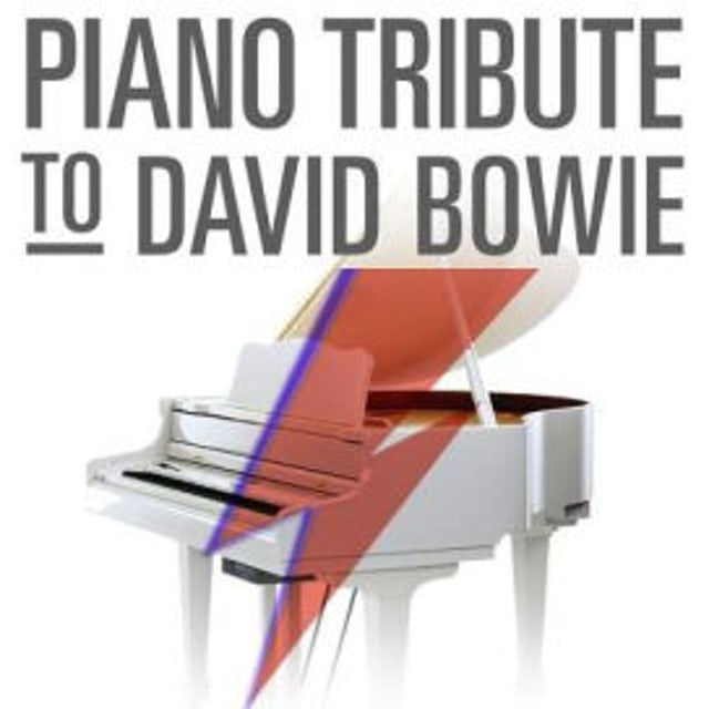 Piano Tribute Players PIANO TRIBUTE TO DAVID BOWIE CD