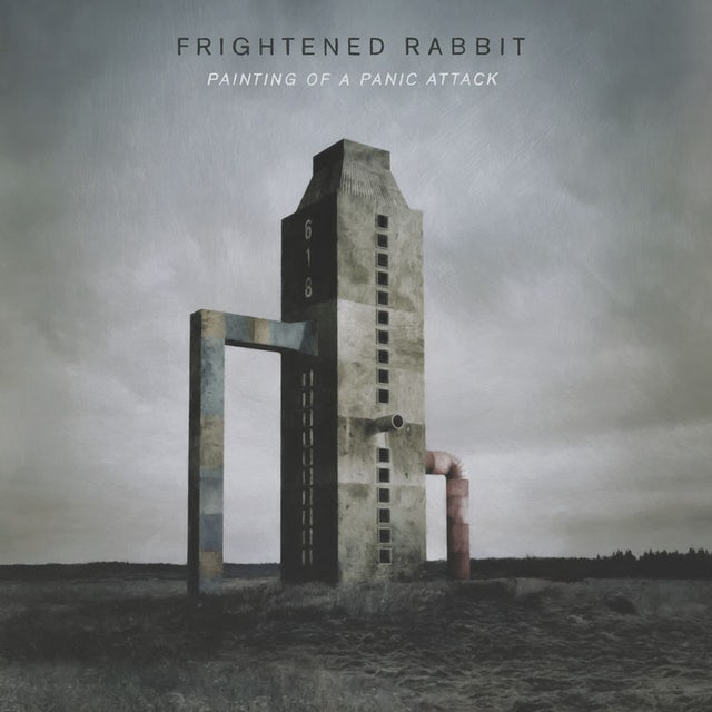 Frightened Rabbit PAINTING OF A PANIC ATTACK: LIMITED EDITION CD