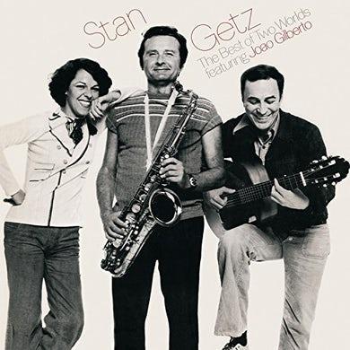 Stan Getz BEST OF TWO WORLDS CD