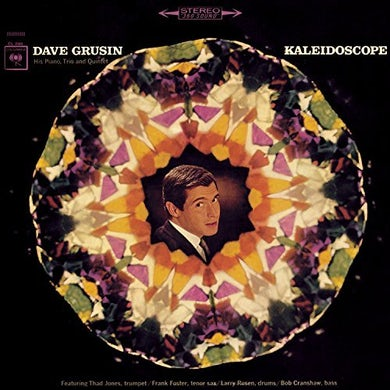Dave Grusin KALEIDOSCOPE CD