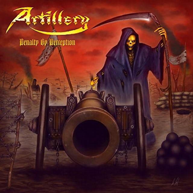 Artillery PENALTY BY PERCEPTION Vinyl Record