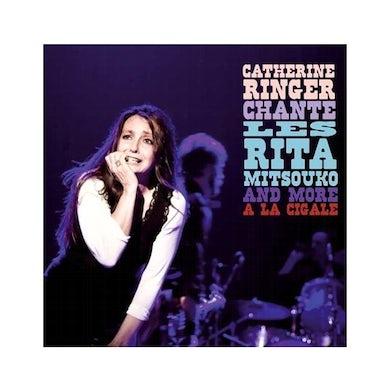 Catherine Ringer CHANTE LES RITA MITSOUKO AND MORE A LA CIGALE Vinyl Record
