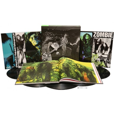 White Zombie IT CAME FROM N.Y.C (BOX) Vinyl Record - UK Release
