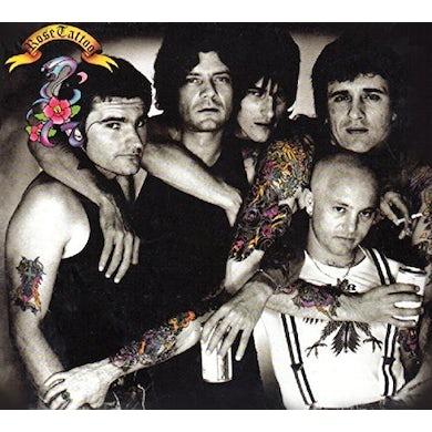 Rose Tattoo ASSAULT & BATTERY Vinyl Record