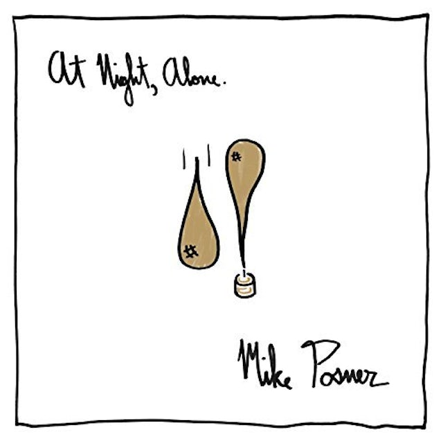 Mike Posner AT NIGHT ALONE CD