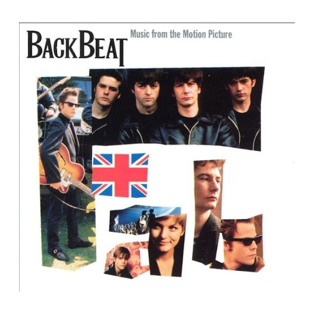 BACKBEAT: SONGS FROM ORIGINAL MOTION PICTURE / OST BACKBEAT: SONGS FROM ORIGINAL MOTION PICTURE / Original Soundtrack Vinyl Record
