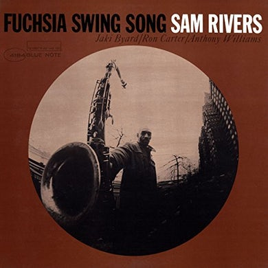 Sam Rivers FUCHSIA SWING SONG Vinyl Record