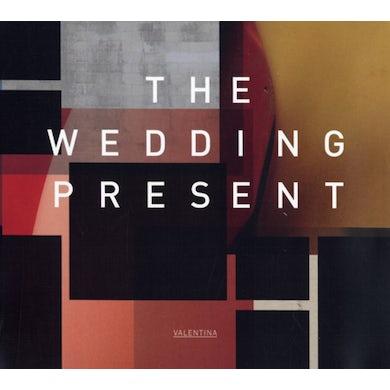 The Wedding Present VALENTINA CD