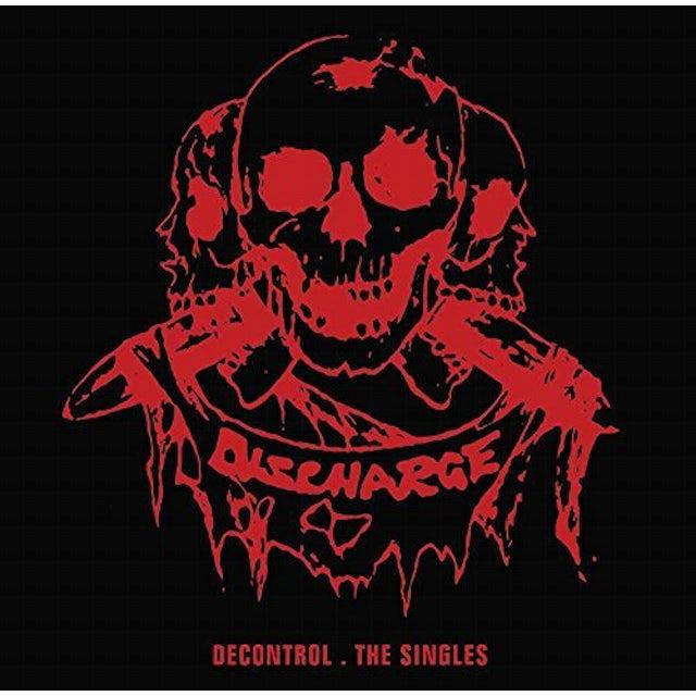 Discharge DECONTROL: SINGLES CD