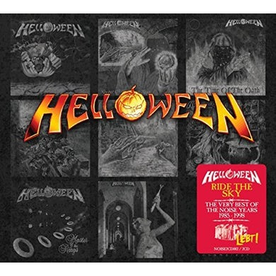 Helloween RIDE THE SKY: VERY BEST OF 1985-1998 CD