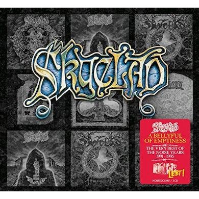 Skyclad BELLYFUL OF EMPTINESS: VERY BEST OF NOISE YEARS CD
