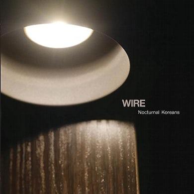 Wire NOCTURNAL KOREANS Vinyl Record