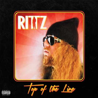 Rittz TOP OF THE LINE CD
