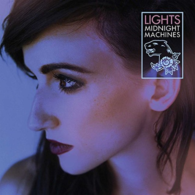 Lights MIDNIGHT MACHINES CD