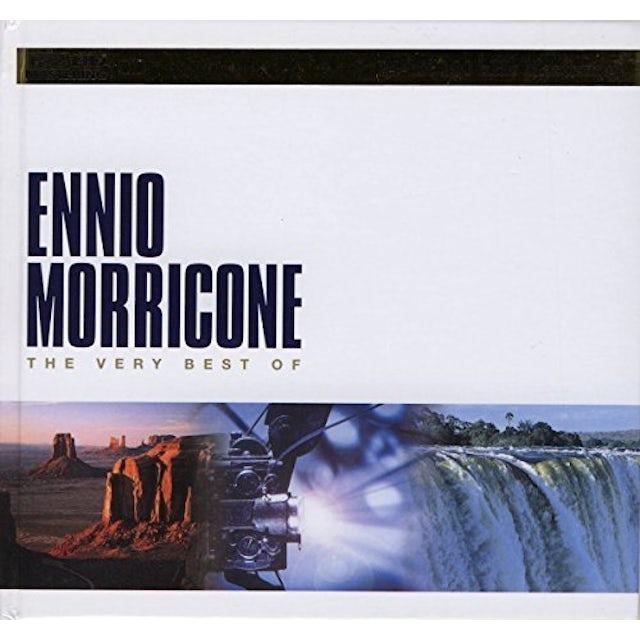 VERY BEST OF ENNIO MORRICONE (K2HD PRESSING) CD