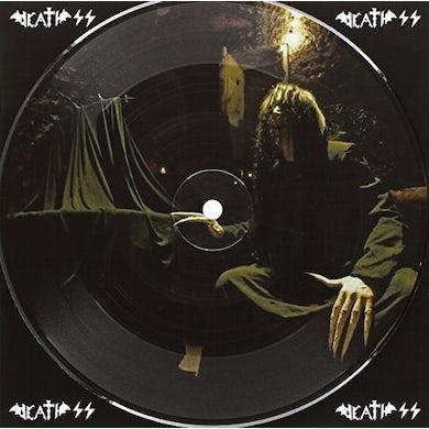 Death Ss OGRE'S LULLABY Vinyl Record