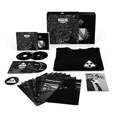 Megaloh REGENMACHER: LIMITED DELUXE EDITION CD