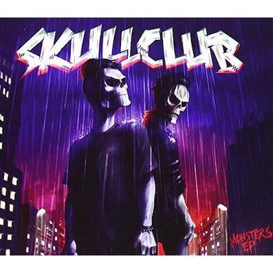 Skullclub MONSTERS CD