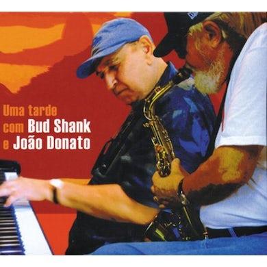 Bud Shank UMA TARDE COM W/ JOAO DONATO CD