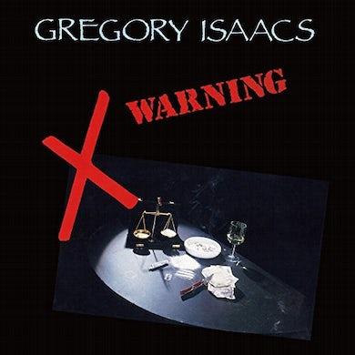 Gregory Isaacs WARNING CD