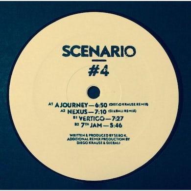 Sebo K SCENARIO # 4 Vinyl Record