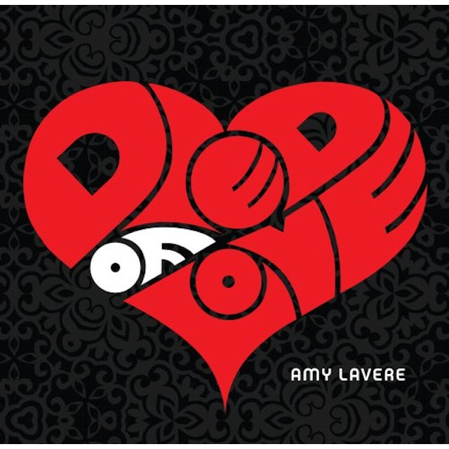 Amy Lavere DIED OF LOVE CD