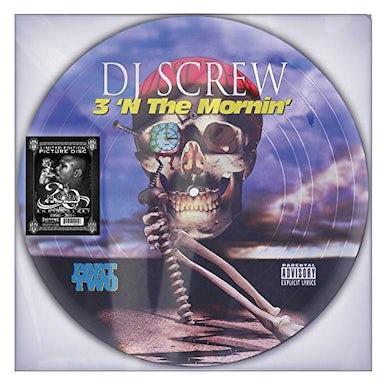 DJ Screw 3 N THE MORNIN (20TH ANNIVERSARY) Vinyl Record