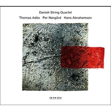 DANISH STRING QUARTET ADES / NORGARD / ABRAHAMSEN CD