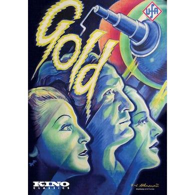 GOLD (1934) DVD