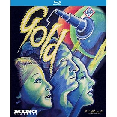 GOLD (1934) Blu-ray