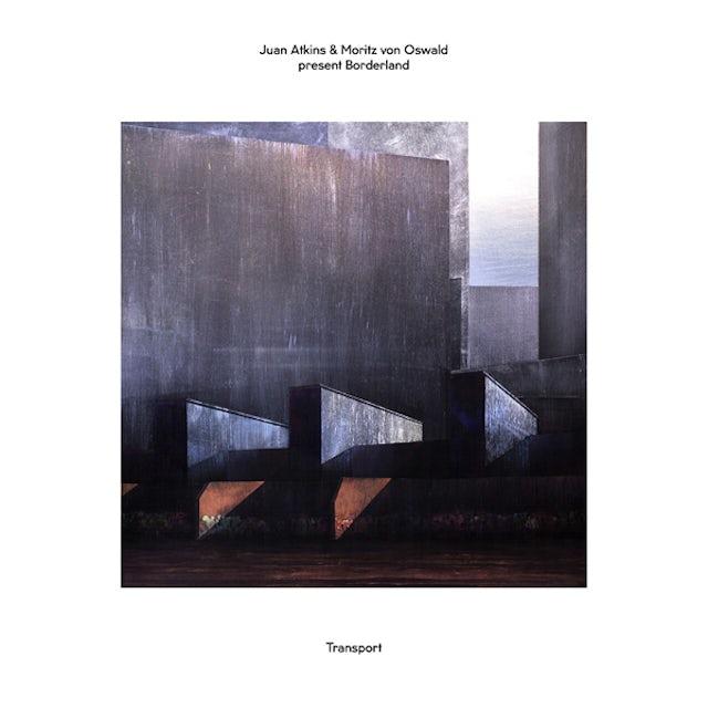 Juan Atkins / Moritz Von Oswald Present Borderland