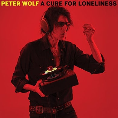 Peter Wolf CURE FOR LONELINESS Vinyl Record