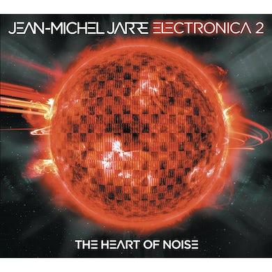 Jean-Michel Jarre ELECTRONICA 2:THE HEART OF NOISE CD