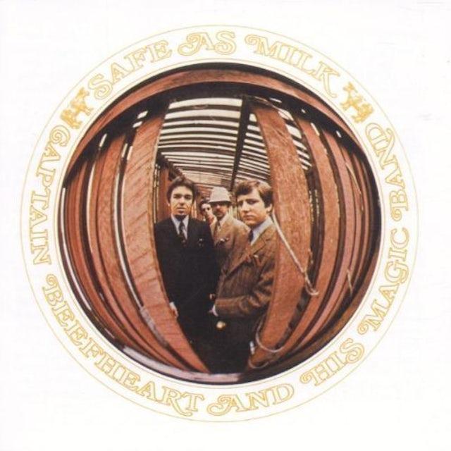 Captain Beefheart & His Magic Band SAFE AS MILK CD