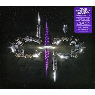 Devin Project Townsend DECONSTRUCTION CD