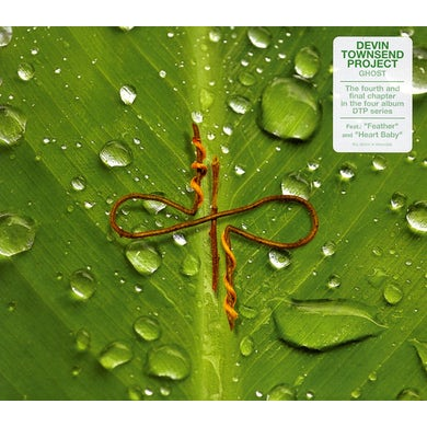 Devin Project Townsend GHOST CD