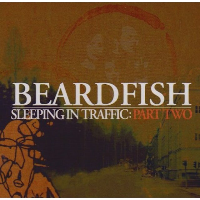 BEARDFISH SLEEPING IN TRAFFIC: PART TWO CD