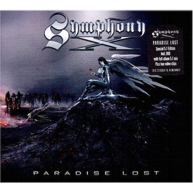Symphony X PARADISE LOST 5.1 CD