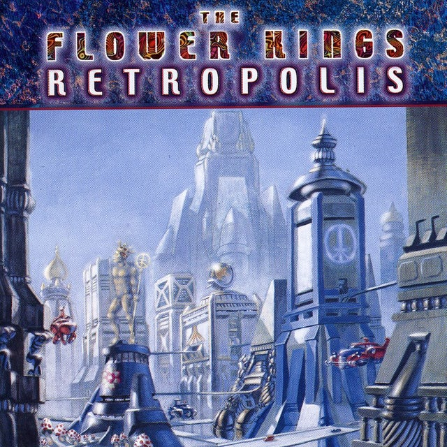 The Flower Kings RETROPOLIS CD