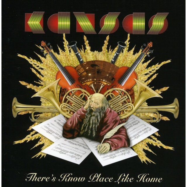 Kansas THERE S KNOW PLACE LIKE HOME CD