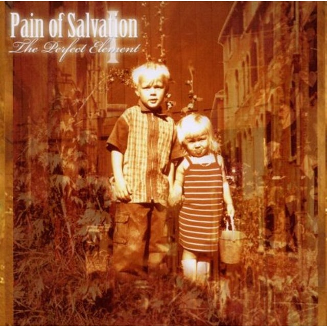 PAIN OF SALVATION PERFECT ELEMENT PART 1 CD