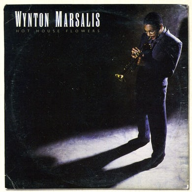 Wynton Marsalis HOT HOUSE FLOWERS CD