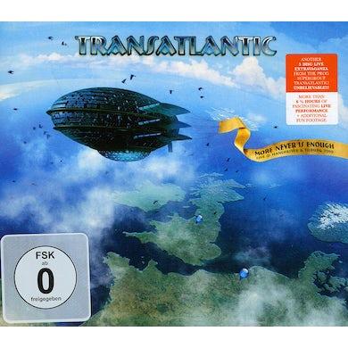 Transatlantic MORE NEVER IS ENOUGH CD