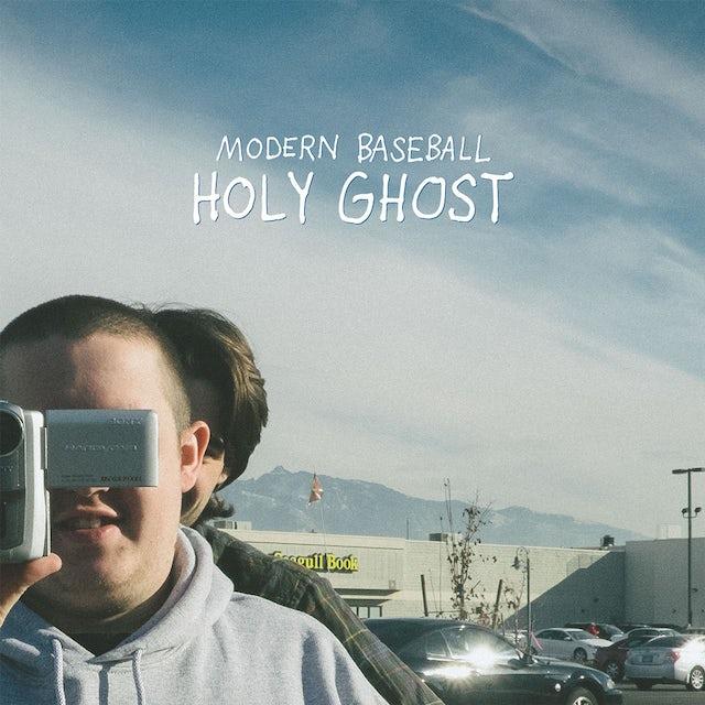 Modern Baseball HOLY GHOST CD
