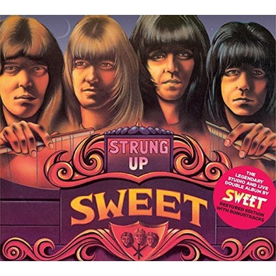 Sweet STRUNG UP: EXPANDED EDITION CD