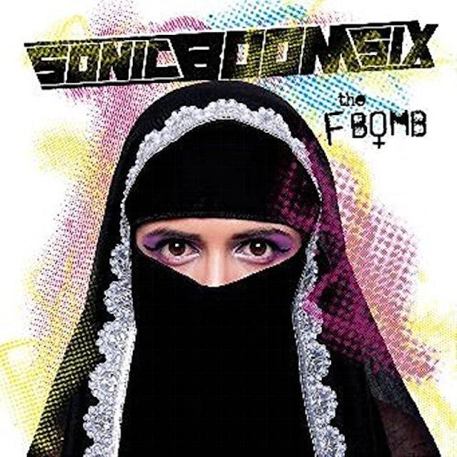 Sonic Boom Six F-BOMB CD