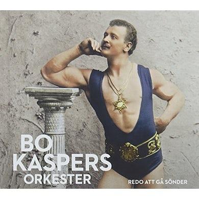 Bo Kaspers Orkester REDO ATT GA SONDER CD