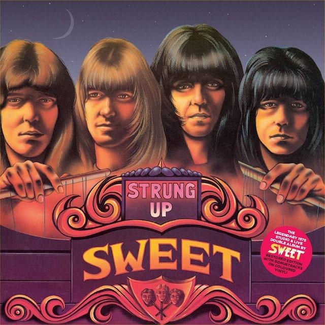 Sweet STRUNG UP Vinyl Record